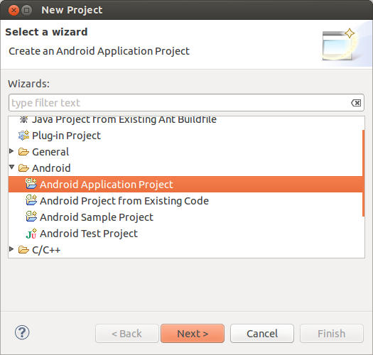 android-application-project
